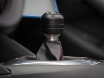 Versnellingspook - Mazda